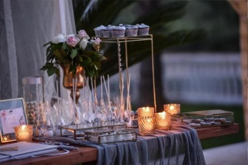 Korinthian Palace Wedding γάμος 4